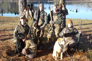 Youth Hunt 2011 Picture 1